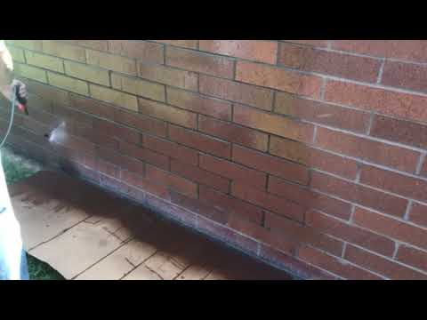 Efflorescence and Mold Removal - Cleanrite Pressure Washing Wichita KS