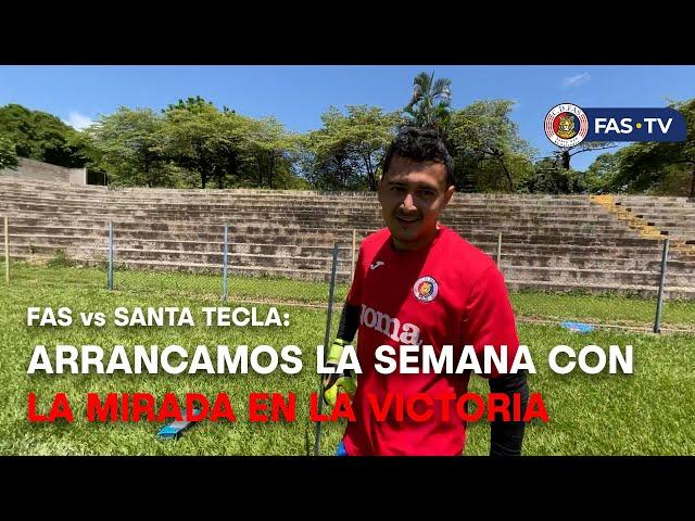 Primer entreno de la semana | FAS vs Tecla | Jornada 1 - Apertura 2021