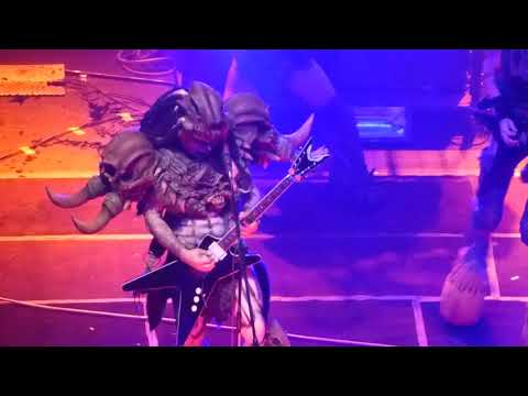 GWAR  Full Show,  at The National in Richmond Va 102017 Blood of Gods Record Release Show
