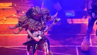 """GWAR - Full Show, Live at The National in Richmond Va. 10/20/17 """"Blood of Gods"""" Record Release Show"""