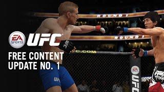 EA SPORTS UFC - Free Content Update No.1