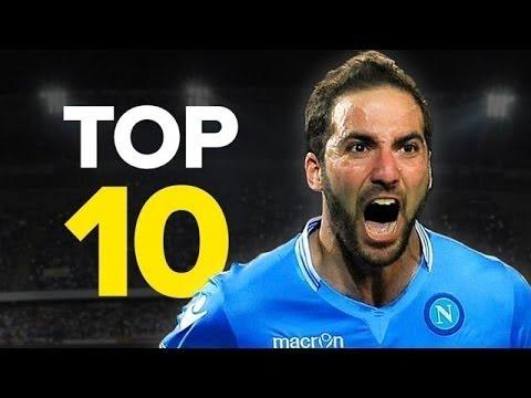 TOP 10 Ingaggi Piu' Pagati Della Serie A