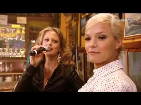 Inas Nacht Folge 13 vom 13  Juni 2009  Barbara Schöneberger, Uwe Ochsenknecht, Selig