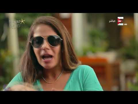 مهرجان الجونة السينمائي - كلمة من أبرز نجوم مصر للزعيم عادل إمام