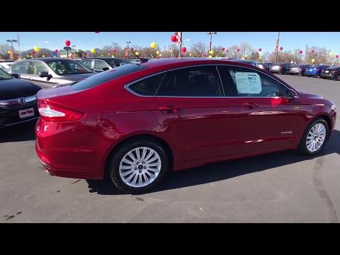 2013 ford fusion hybrid redding eureka red bluff for Crown motors redding ford