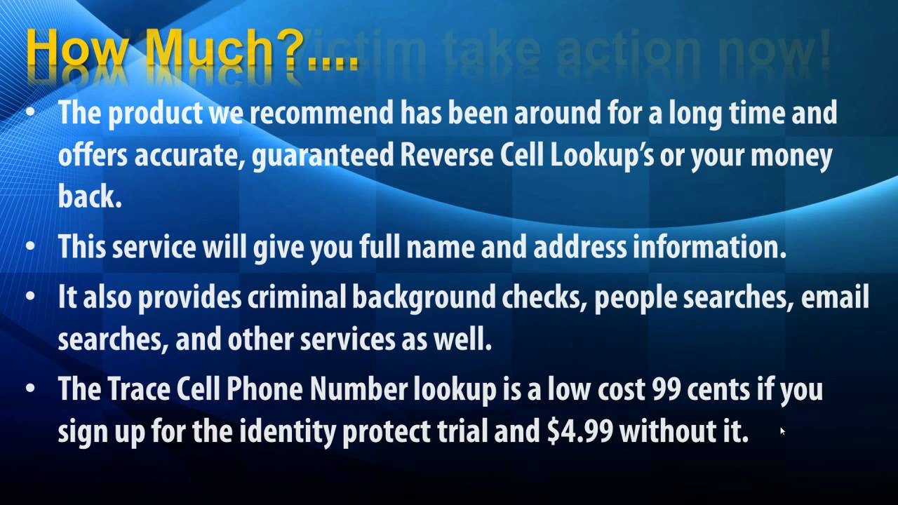 how to change cell phone number