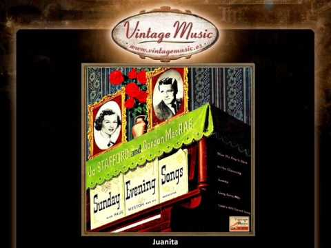Jo Stafford And Gordon MacRae -- Juanita (VintageMusic.es)