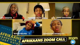 Download Lasizwe Dambuza Comedy - Teaching Afrikaans on a Zoom Call - Lasizwe Dambuza