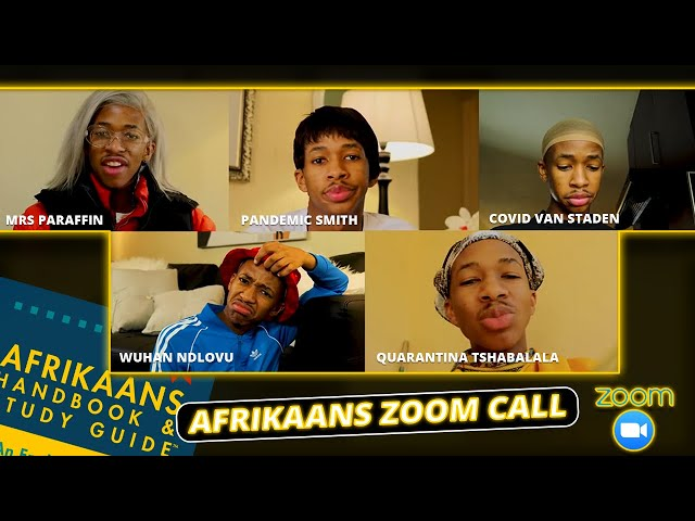 Classroom Problems on Zoom Call!  - Lasizwe