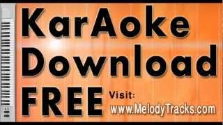 Lata -- Roz shaam aati thi karaoke - www.MelodyTracks.com