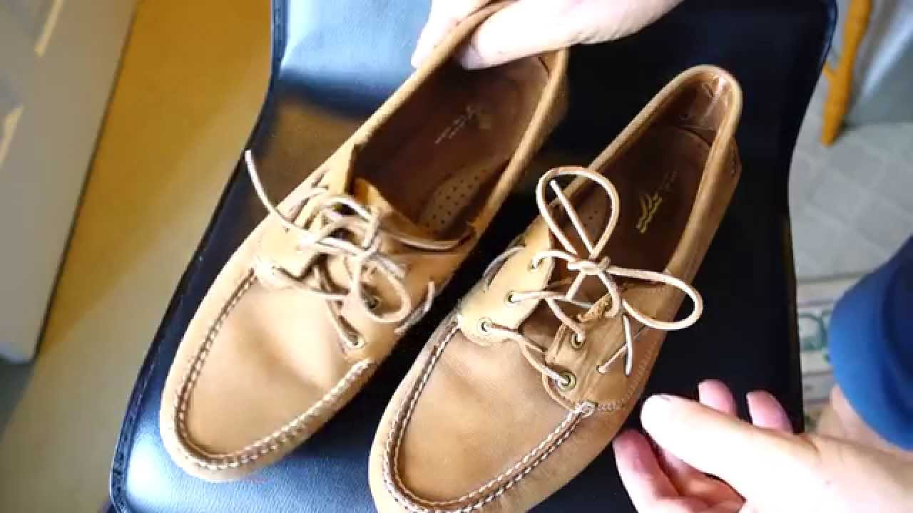 Vintage Sperry Top-Sider USA Made in 4k