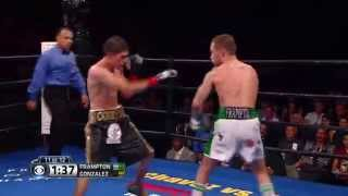FULL FIGHT: Carl Frampton vs Alejandro Gonzalez Jr. - 7/18/2015 - PBC on CBS