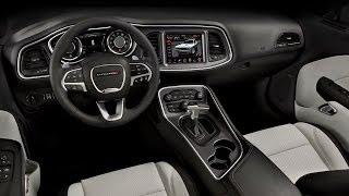 2015 Dodge Challenger Interior Feature