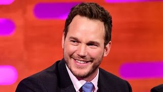 Chris Pratt does his TOWIE impression - The Graham Norton Show - Series 17 Episode 8 - BBC One