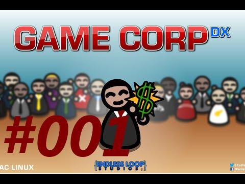 GAME CORP DX #001 | Unser 1. Spiel | [DEUTSCH] Let's Play Game Corp DX |