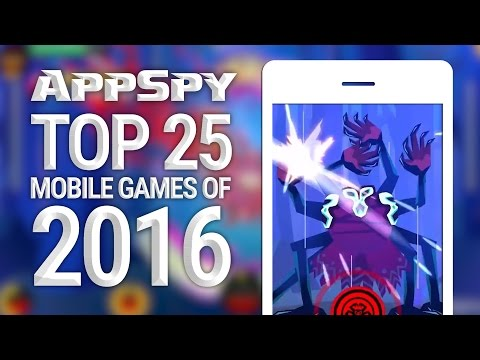 BEST IOS AND ANDROID GAMES OF 2016