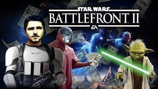 Star Wars Battlefront 2 EA, ВЫ ТАМ А УЕЛИ ЧЕСТНЫЙ ОБЗОР