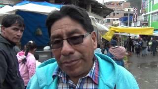 INVITACION A VITOC – CINTA VERDE 2016 Mayordomo  Santos Gomez Chagua