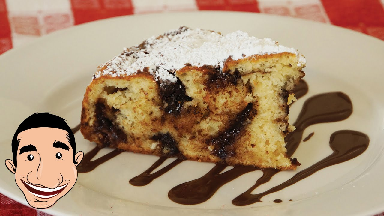 Italian Ricotta Cake Recipe Ricotta Cake with Chocolate YouTube