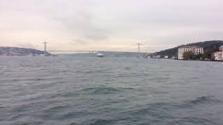 Crossing the Bosphorus with Zeki Müren