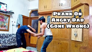 Girlfriend Pregnant Prank On Angry Dad | Prank Gone Wrong In India | Skater Rahul Pranks
