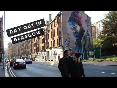 Glasgow City Mural Trail | Discovering the Glasgow Mural Trail | highlands2hammocks travel vlog