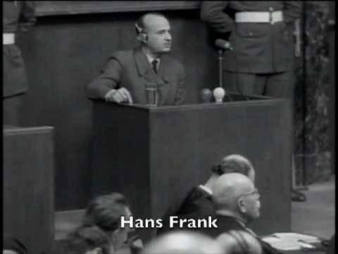 Nuremberg Day 111 Frank