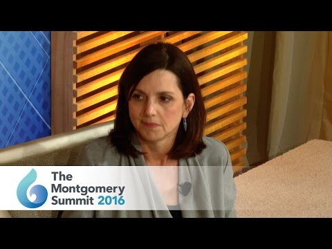 Beth Comstock, GE, Keynote Interview at The Montgomery Summit