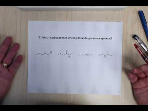 ACS Organic Chemistry Final Review - Nucleophilic Substitutions and  Eliminations