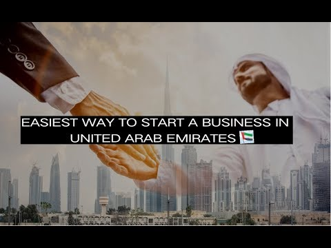 Starting a New Business in UAE? The Easiest Way to Set Your Company in UAE and Dubai