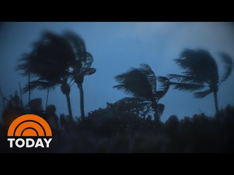 Isaias Heads Toward Carolinas, Raising Concerns About Flooding | TODAY