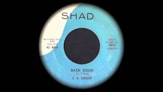 j b lenoir back door