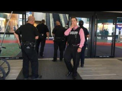 FBI treating Michigan airport attack as an act of terrorism