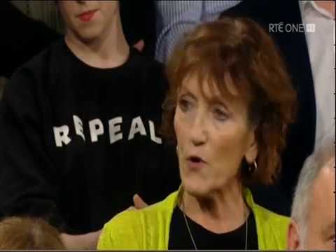 8th Amendment Debate on the Claire Byrne Show 5th September 2016