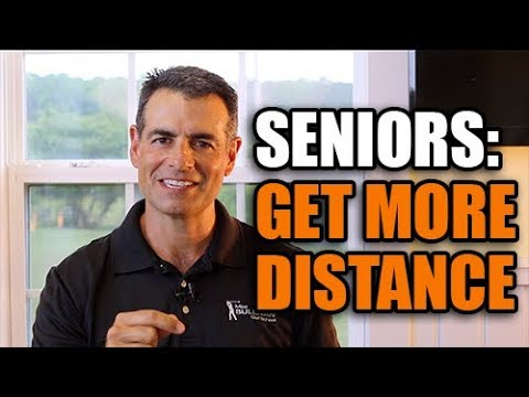 Senior Golfers: Get More Distance with Your Driver, Mike Sullivan, Raleigh, NC