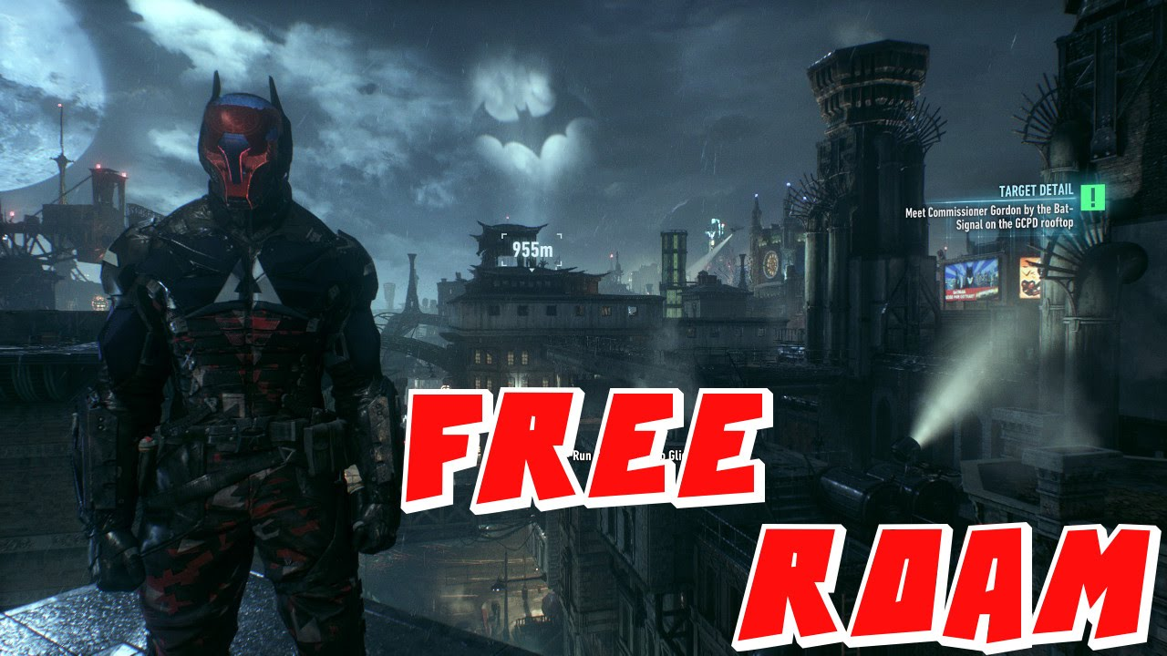 arkham knight how to find firemen