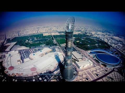Phantom 2 Vision - The Torch Doha I #PhantomQatar