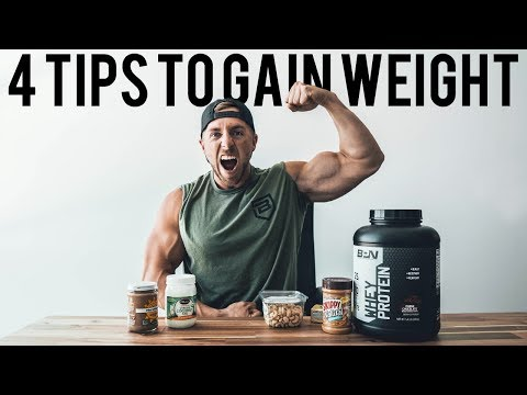 How To Gain Weight As A Skinny Hardgainer