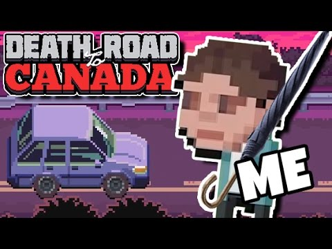 ZOMBIE FTL! │ Death Road to Canada #1 | ProJared Plays