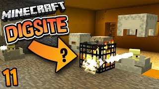 Minecraft: DigSite Modded Survival Ep. 11 - Shulker Spawner Secret