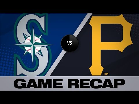 3 homers, Gonzales lead M's to shutout | Mariners-Pirates Game Highlights 9/17/19