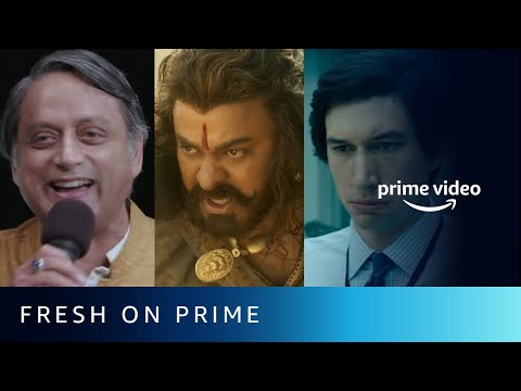 FRESH ON PRIME - Amazon Prime Video