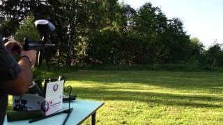 Полевые испытания маркера BT-4 Combat