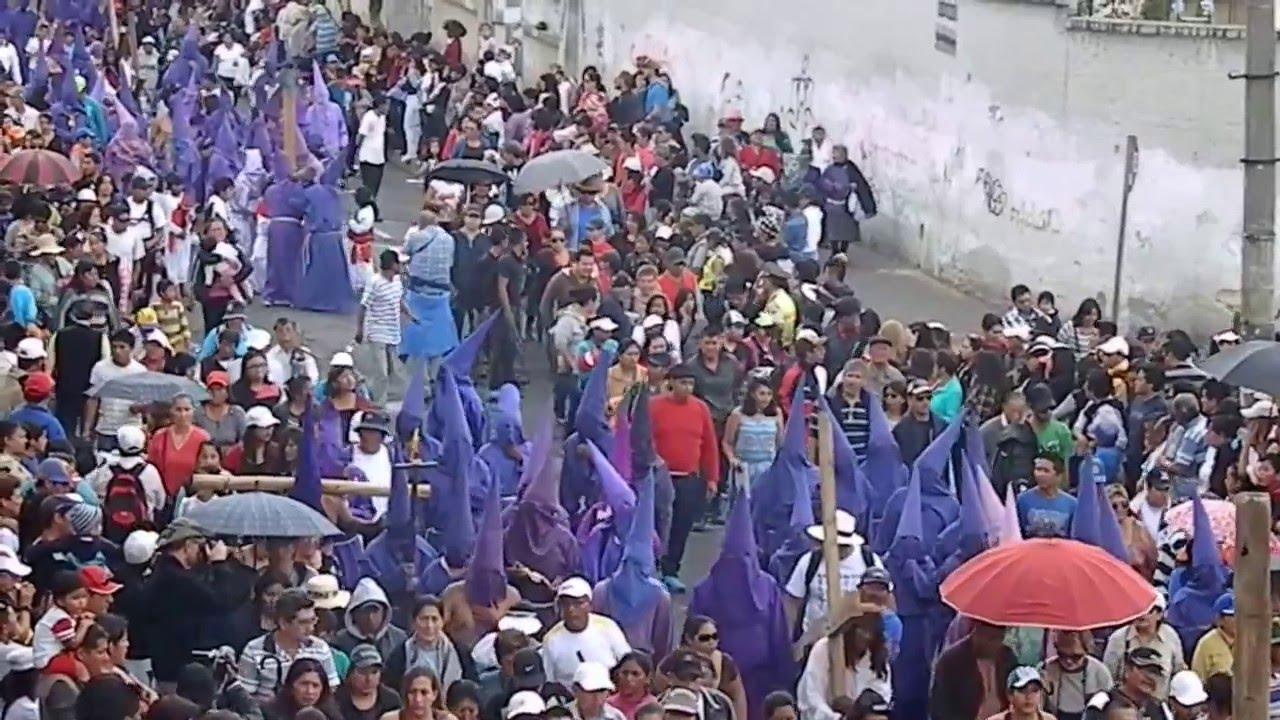Tren Ecuador   Semana Santa in Quito   Semana Santa Quito