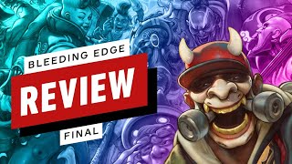 Bleeding Edge Review (Video Game Video Review)