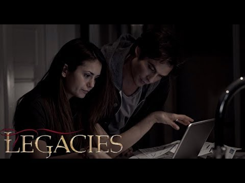 Legacies 2x01 : Damon and Elena appearance
