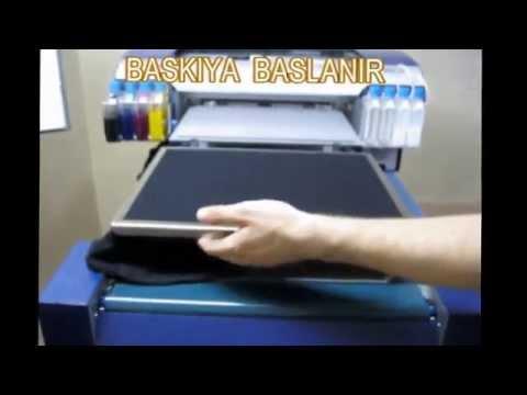 dikili t shirt dijital baski makinesi powerjet 1 digital t shirt printer