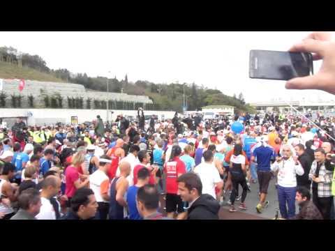 Istanbul Eurasia Marathon 2012