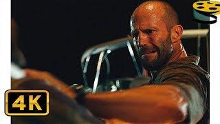 Бишоп спасает Гину | Механик: Воскрешение (2016) HD