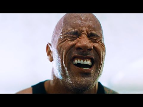 Starving For Success | Dwayne Johnson with David Goggins